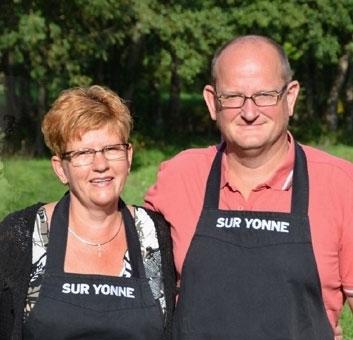 Peter en Annemieke