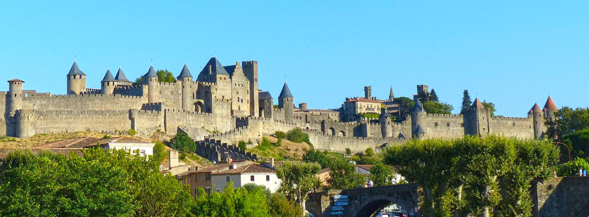 B&B in Carcassonne zuid frankrijk