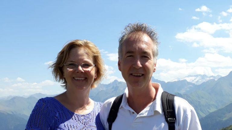Paul en Anita